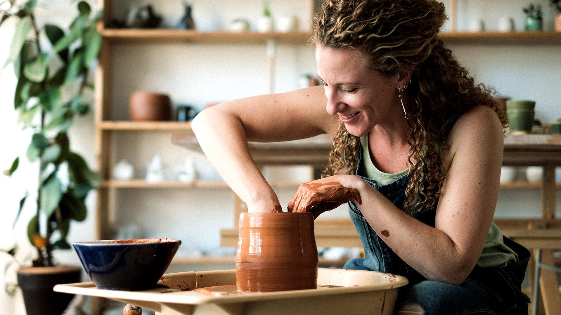acceso libre taller cerámica 2