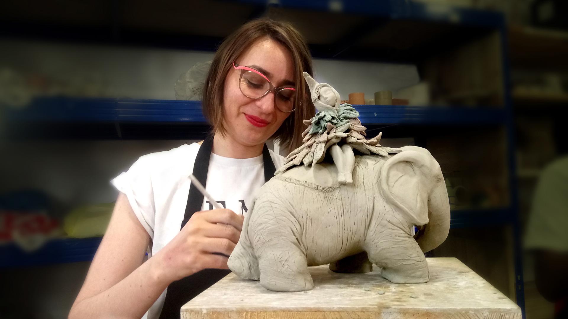 acceso libre taller cerámica 3