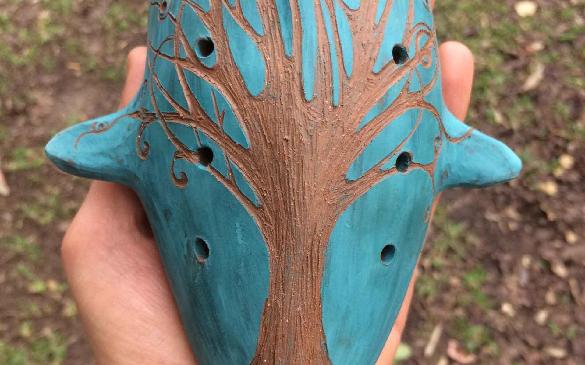 ceramic musical instruments 02