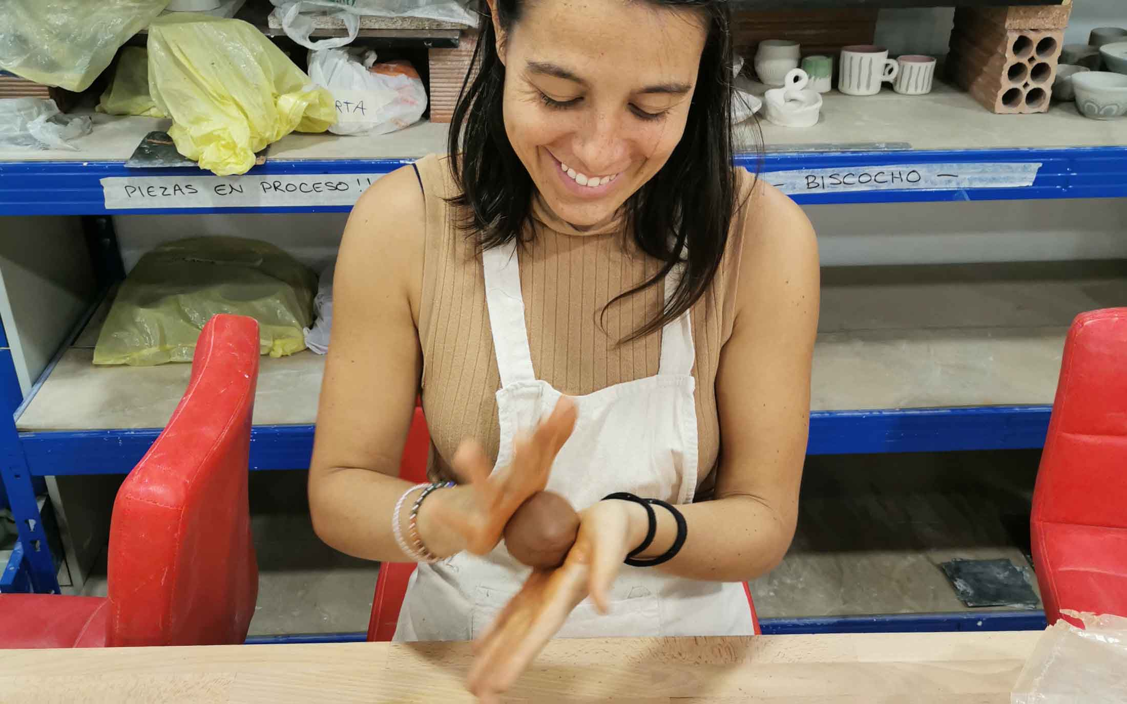 taller de cerámica en Barcelona